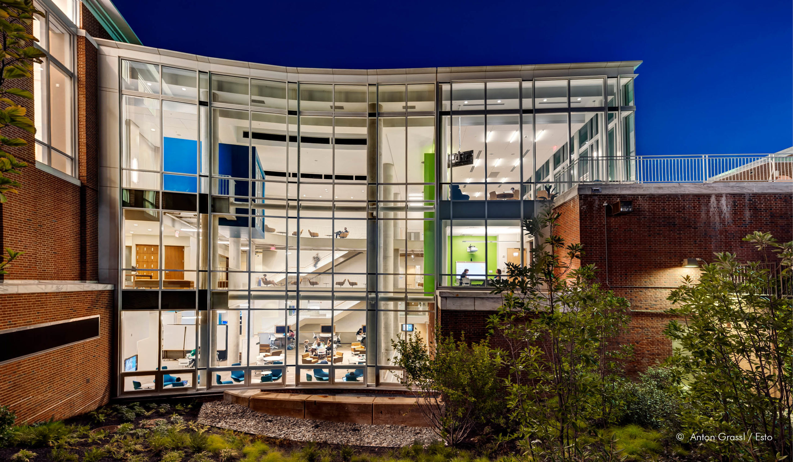 Hopkins Brody Learning Commons