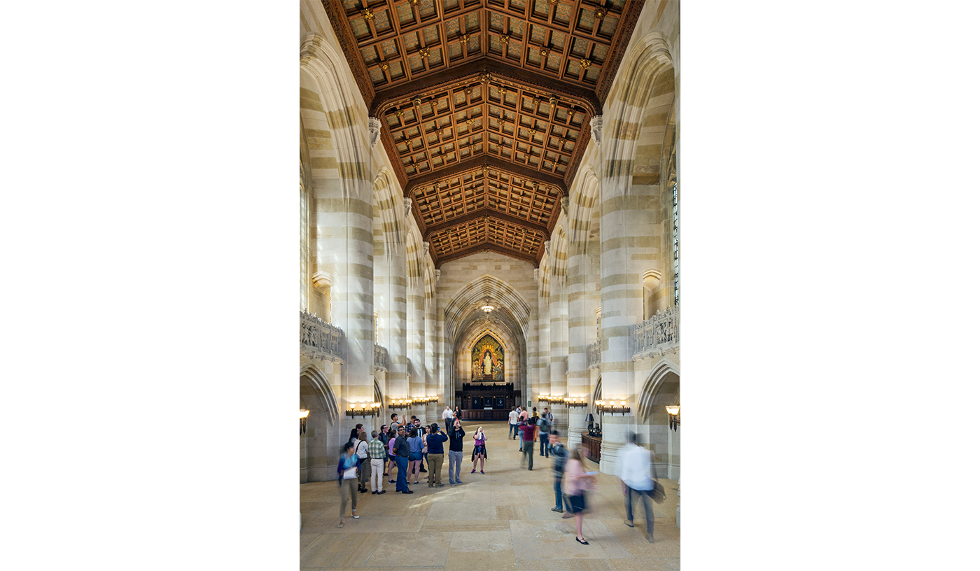 Yale Sterling Memorial Library